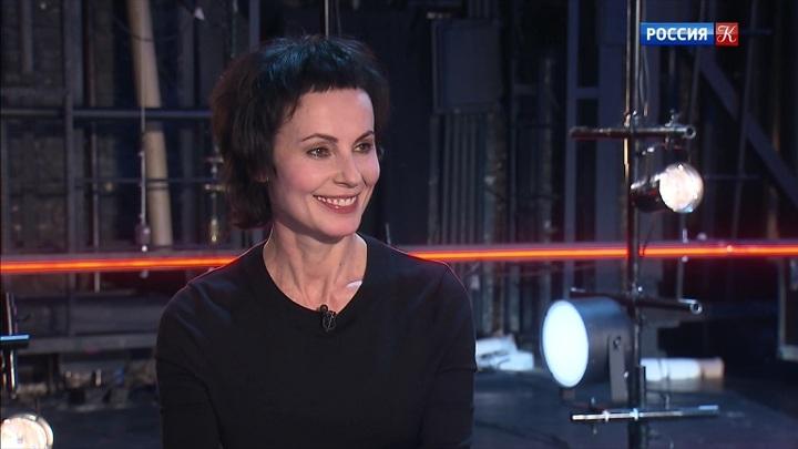 Ирина Апексимова рассказала о новом спектакле