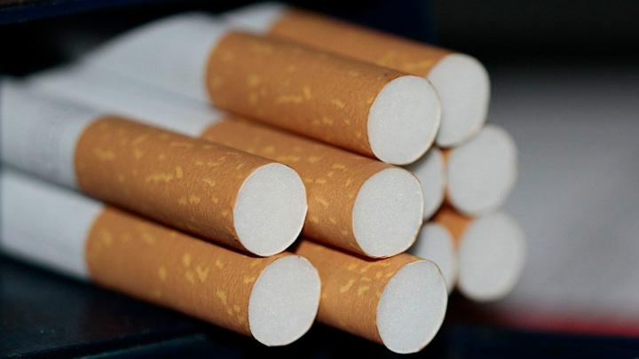 Крупную партию контрафактных сигарет задержали алтайские пограничники