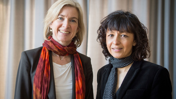 Гримасы пандемии: нобелевских лауреатов по химии наградили в Германии