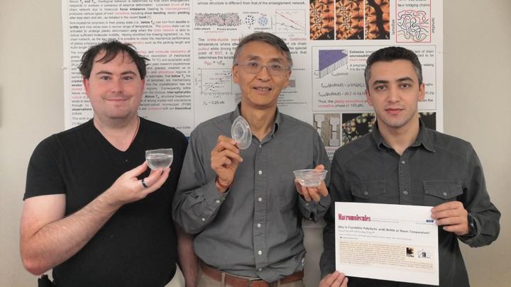Новый биопластик может заменить традиционные пластмассы.