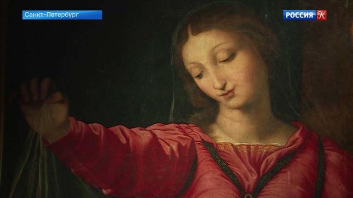 В Эрмитаже выставлены картины последователей Рафаэля