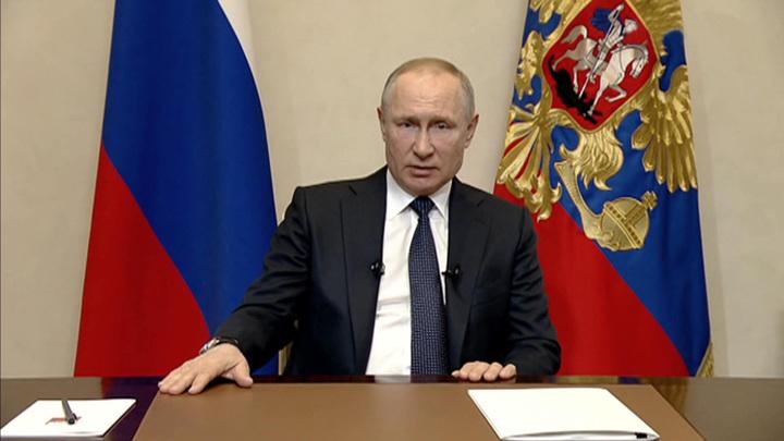 """Путин: блокировка иностранных сайтов из-за цензуры российских СМИ не должна быть """"выстрелом в ногу"""""""