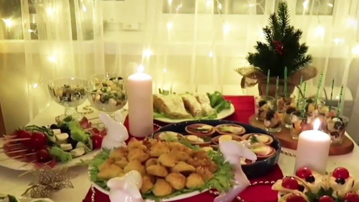 ВЦИОМ: траты россиян на празднование Нового года выросли на 19%