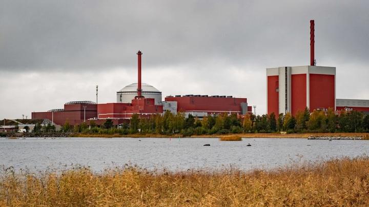 Сбой на финской АЭС спровоцировал повышение радиации в паропроводах