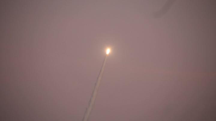 """Российские военные провели испытания гиперзвуковой ракеты """"Циркон"""" с АПЛ"""