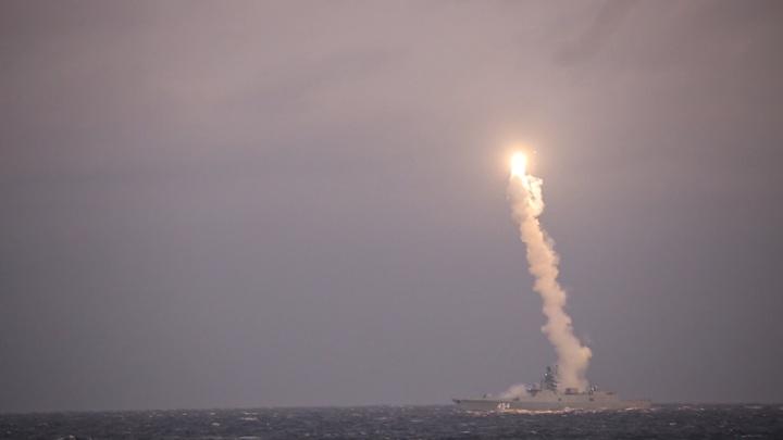 """Гиперзвуковыми ракетами """"Циркон"""" вооружат фрегаты"""
