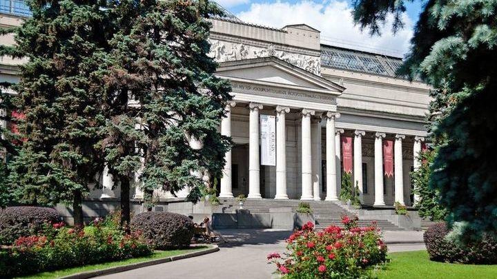 В ГМИИ имени Пушкина построят несколько подземных галерей