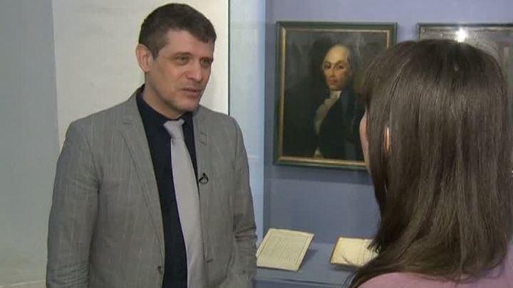 Литературный музей начал перемены с выставки рисунков Ремизова