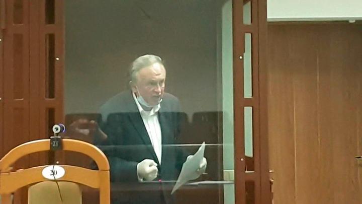 На оглашение приговора историку Соколову приехали родители убитой студентки