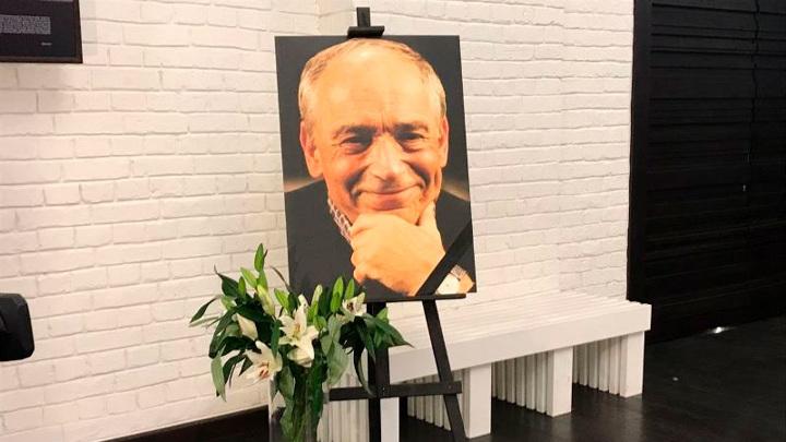 """В """"Современнике"""" началось прощание с Валентином Гафтом"""