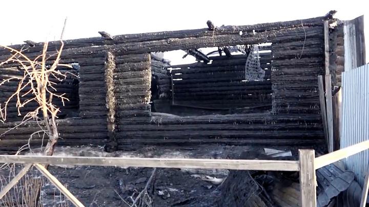 В Абзелиловском районе Башкирии введен режим ЧС после пожара в доме престарелых
