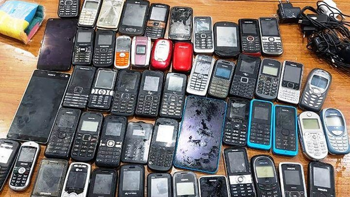 В колонию Тульской области пытались перебросить телефоны