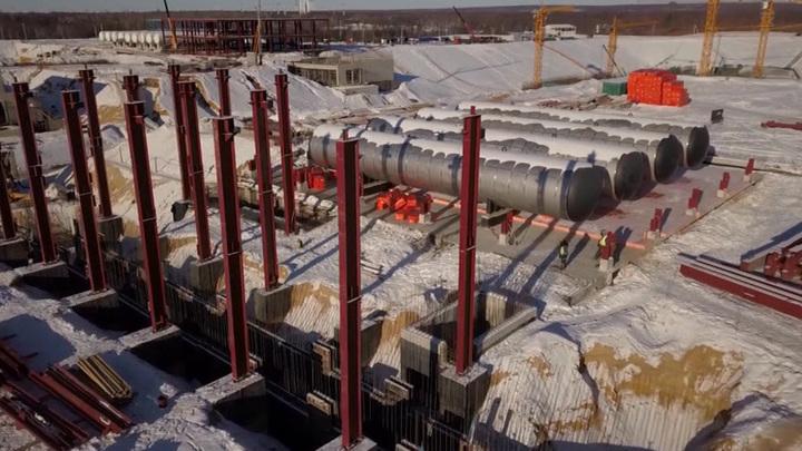 """Немецкие экологи хотят через суд остановить строительство """"Северного потока"""""""