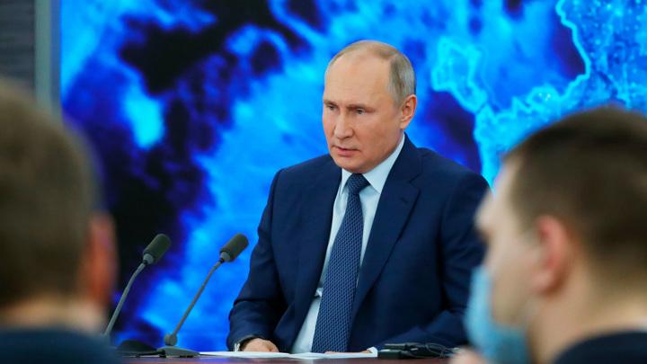 Приоритеты Путина остались прежними
