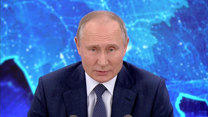 Путин рассказал, какие книги читает внукам