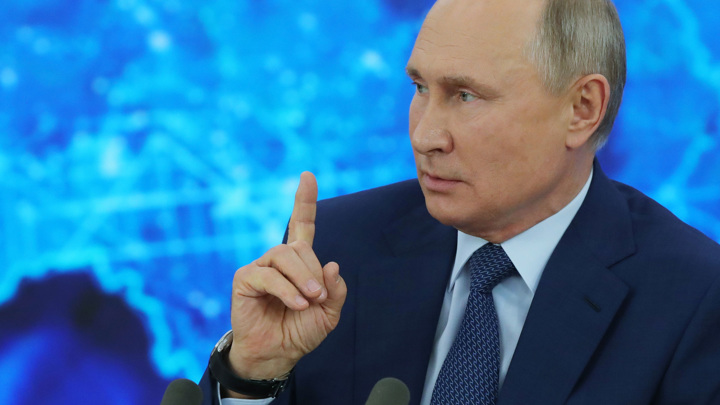 """30 июня пройдет """"Прямая линия с Владимиром Путиным"""""""