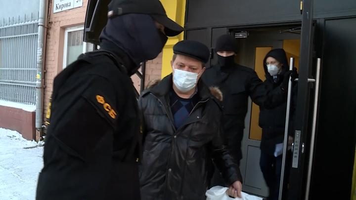 На отстраненного мэра Томска завели еще одно дело