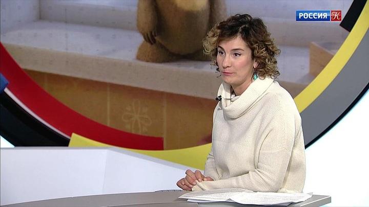 Юлиана Слащева рассказала о важности поддержки анимационной отрасли