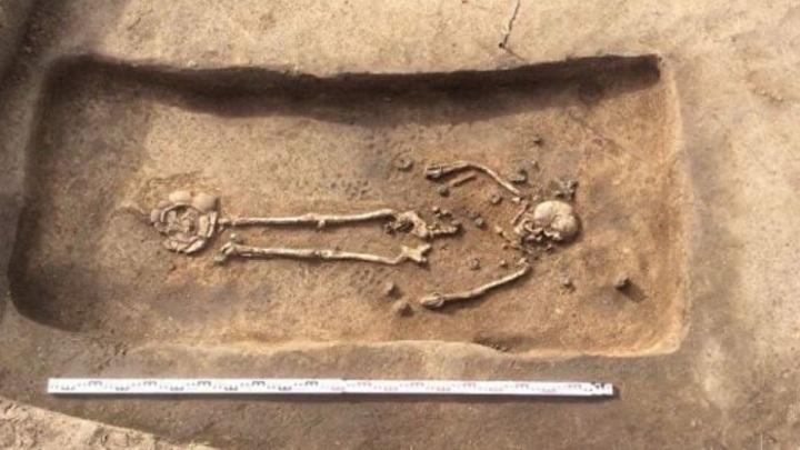 Суздальский могильник стал археологическим событием года