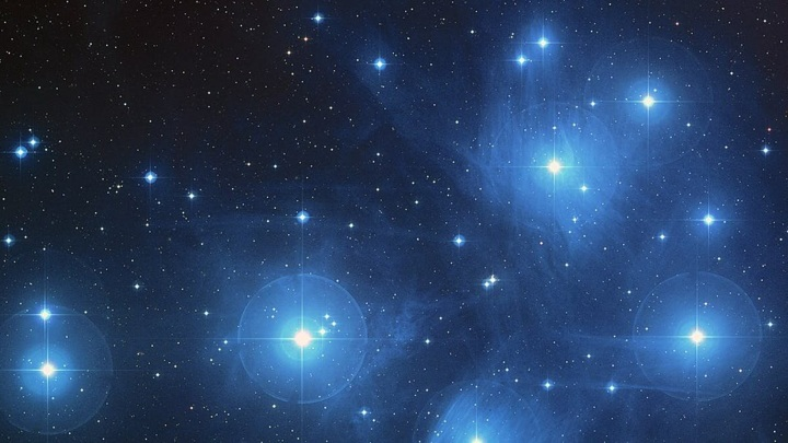 Миф о Плеядах может быть самой древней на Земле историей о звёздном небе.