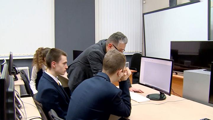 Десятиклассники из Уфы выиграли международный инженерный чемпионат