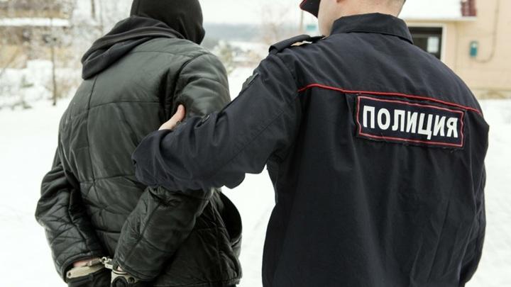 В Оренбурге задержали иностранца с крупной партией наркотиков