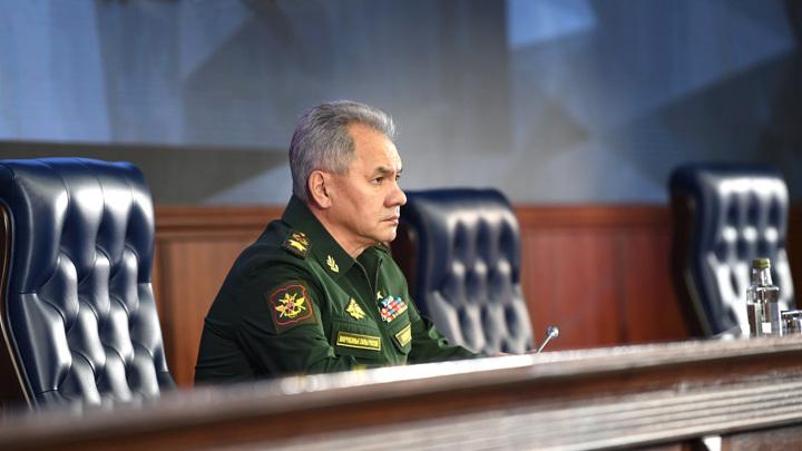 Шойгу: число заболевших коронавирусом в армии снижается