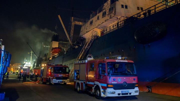 На Канарах погибли моряки российского судна