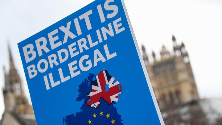 Обнародован текст проекта Соглашения между ЕС и Британией