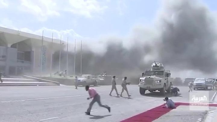 Среди погибших при взрыве в Йемене были три сотрудника Красного Креста