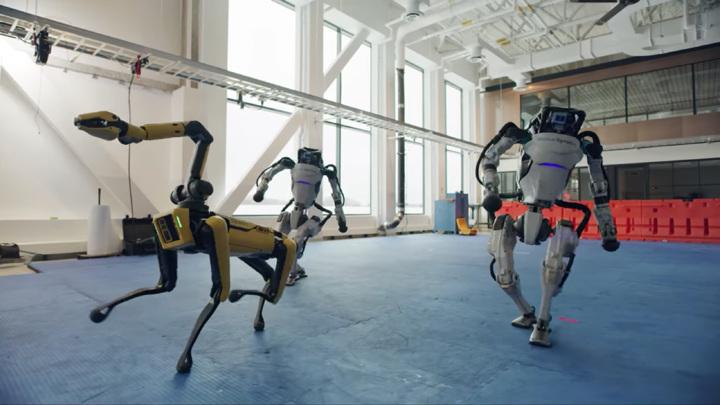 Hyundai завершила сделку по покупке Boston Dynamics