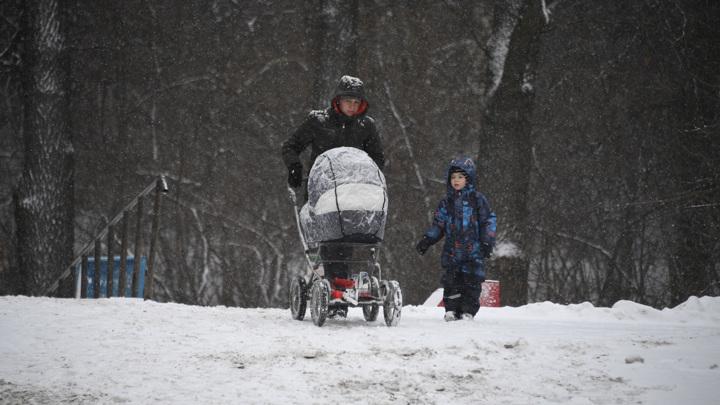 На выплаты детям до 3-х лет направят 159 миллиардов рублей