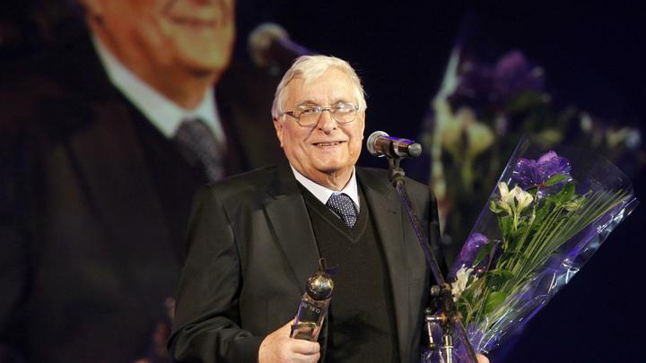 Олег Басилашвили госпитализирован с коронавирусом