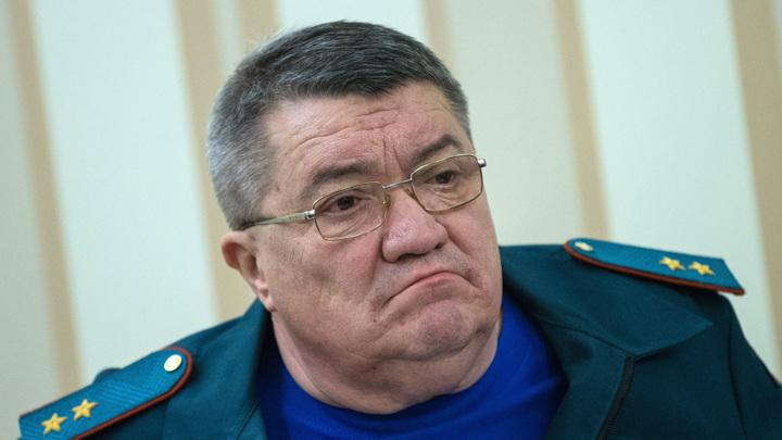 Глава МЧС Крыма умер в ковидном госпитале