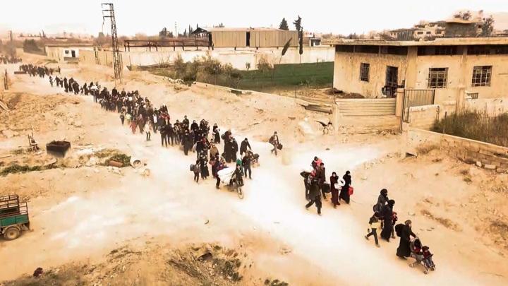 Гуманитарная помощь в Сирии доступна и мусульманам, и христианам