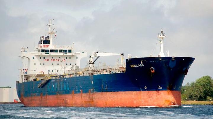 Посольство России сообщило об освобождении моряков с AGISILAOS