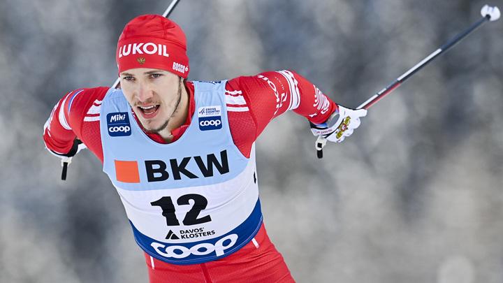 Ретивых завоевал серебро в спринте на шведском этапе Кубка мира