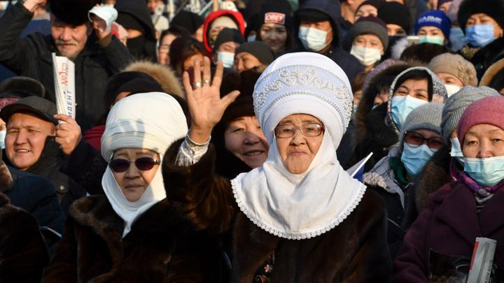 В Киргизии началось голосование на выборах президента