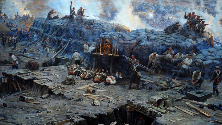 Части панорамы обороны Севастополя вернут городу в 2021 году