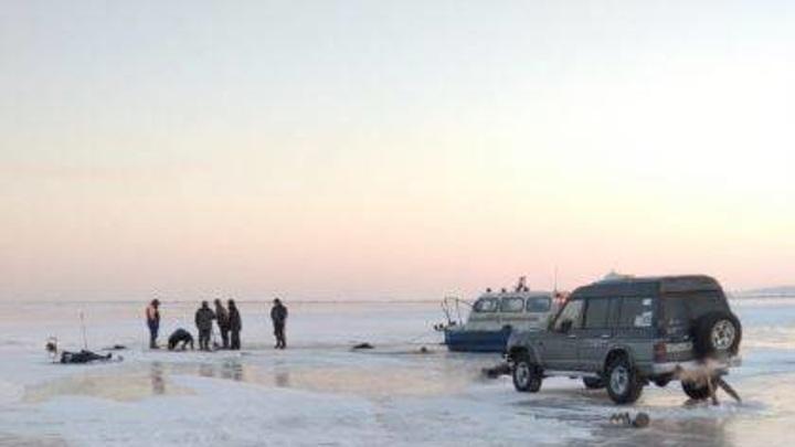 Стали известны обстоятельства гибели рыбака на озере Ханка