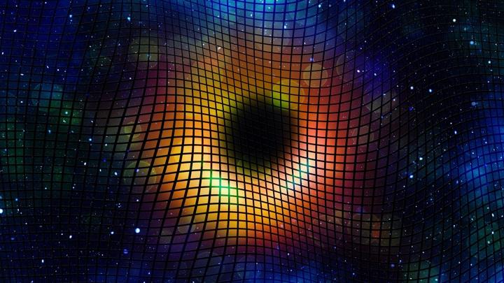 Возможно, астрономы уловили долгожданный сигнал от сверхмассивных чёрных дыр.