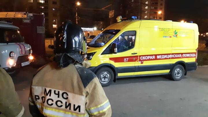 В Кузбассе семейная пара и их родственница отравились угарным газом
