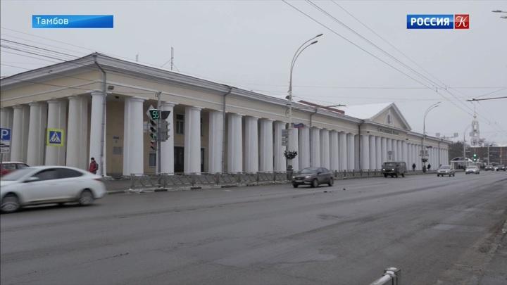 Тамбовский «Гостиный двор» станет выставочным центром
