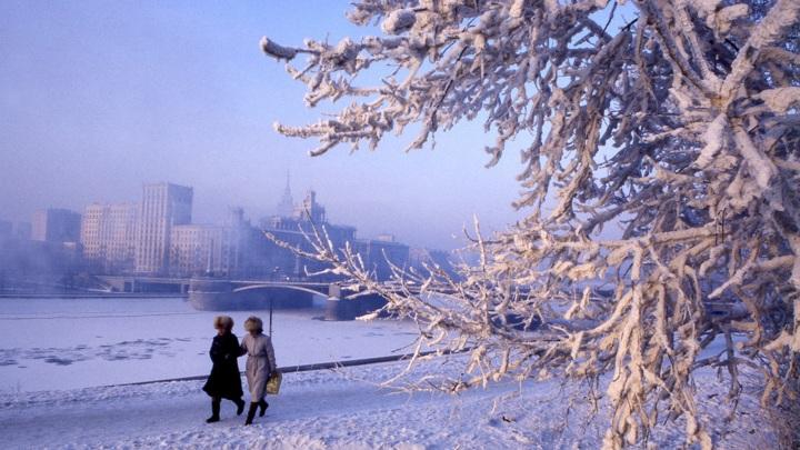 Температурный рекорд 1972 года побит в Москве