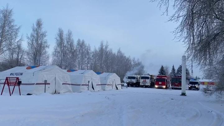 Центральная часть России – во власти аномальных морозов