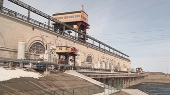 В Волге из-за увеличения сбросов на Нижегородской ГЭС повысился уровень воды