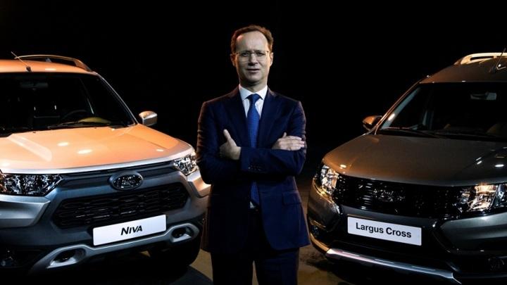 Lada перезапускается с новым внедорожником и кроссовером