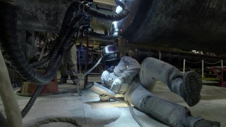 """15 января возобновится строительство """"Северного потока – 2"""""""