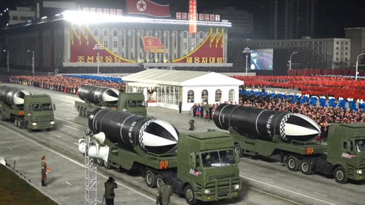 КНДР показала свое самое мощное оружие