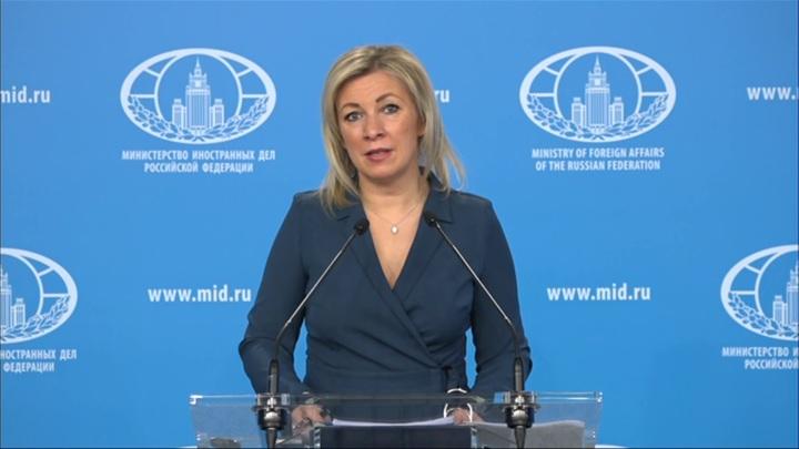 Россия встревожена развитием событий на юго-востоке Украины